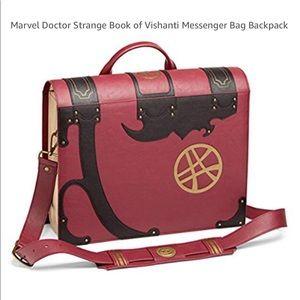 Marvel dr strange messenger bag backpack